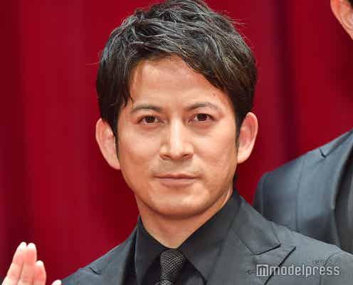 V6岡田准一、土方歳三役はこれまでで「1番かっこいい素敵な役柄」撮影時に苦労した点とは<燃えよ剣>