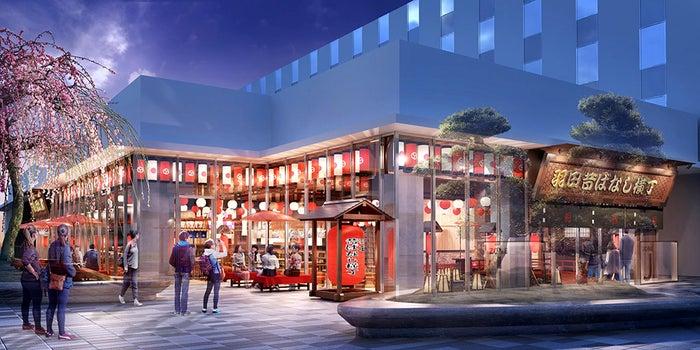 日本食体験レストラン/画像提供:羽田みらい開発