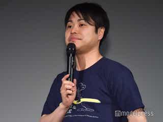 ノンスタ井上裕介、初主演映画の舞台挨拶衣装が「TSUTAYAに返しに行く時のやつ」ツッコまれまくる<耳を腐らせるほどの愛>