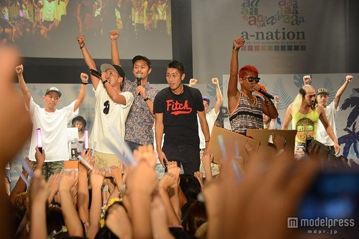 「LOVE SUNSHINE 2014」(通称:ラブサン)のシブタメステージ