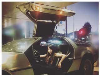 元乃木坂46伊藤万理華、高級車を乗りこなす?「かっこよすぎ」「未来から来たの?」