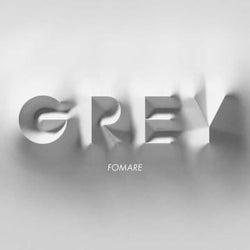 FOMARE、メジャー1stEP『Grey』のアートワーク&収録内容を解禁