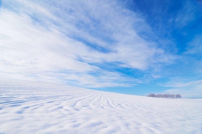 冬に見たい日本の絶景ランキングTOP5(写真素材ぱくたそ/photo:小林央)