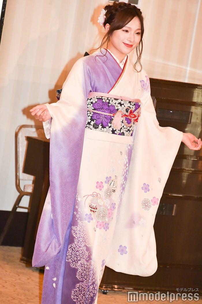 左伴彩佳/AKB48グループ成人式記念撮影会 (C)モデルプレス