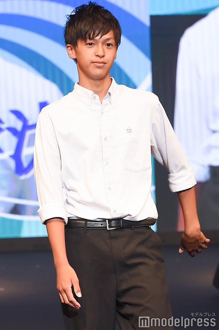 「高一ミスターコン2019」グランプリに輝いた西岡将汰くん(C)モデルプレス