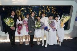 芳根京子、涙の「海月姫」クランクアップ 瀬戸康史「月海の笑顔に救われていました」