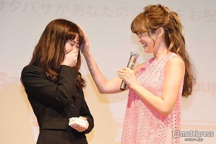 紗栄子の粋なはからいに新入社員が涙