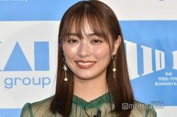 内田理央、田中圭との会合報道にコメント
