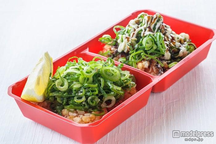 【草食】たこ焼 十八番ねぎ盛りハーフ¥630(税込み)/画像提供:デックス東京ビーチ