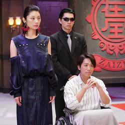 小山慶一郎(右端)が「ゼロ 一獲千金ゲーム」出演(C)日本テレビ