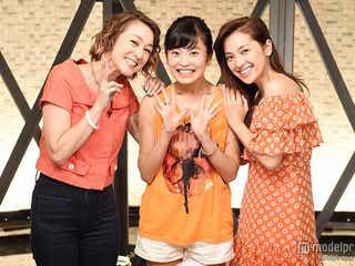 中村アン・小島瑠璃子・SHELLY、キャバ嬢に1番向いているのは誰?恋愛トークも連発