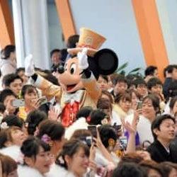 東京ディズニーシー成人式 3月7日予定通り開催へ 浦安市