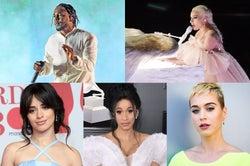 「第61回グラミー賞」見どころ一挙紹介 最多ノミニーのケンドリック・ラマー&女優業も注目のレディー・ガガらの行方は?