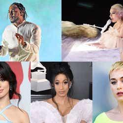 モデルプレス - 「第61回グラミー賞」見どころ一挙紹介 最多ノミニーのケンドリック・ラマー&女優業も注目のレディー・ガガらの行方は?