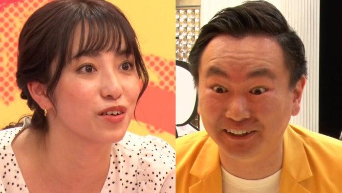 高梨瑞樹、かまいたち・山内健司/画像提供:テレビ朝日