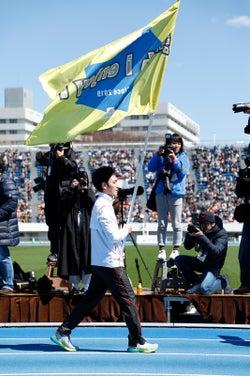 草なぎ剛/提供:日本財団パラリンピックサポートセンター