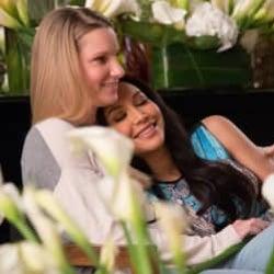 「Glee」ブリタニー女優、ナヤ・リヴェラの捜索協力を申し出る