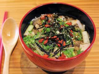 朝は「だし」からスタートしたい!「だし」のうまみで野菜を食べる、和のファストフード『dashi+』