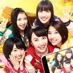 ももいろクローバーZ(画像提供:テレビ朝日)