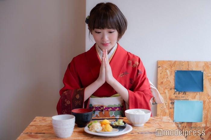 京都の朝ごはんに舌鼓(C)モデルプレス