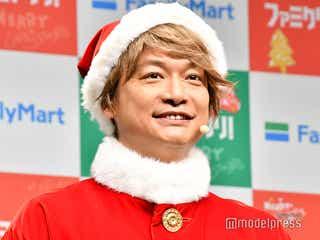 香取慎吾、クリスマスは「子どもと奥さんと一緒に…」?