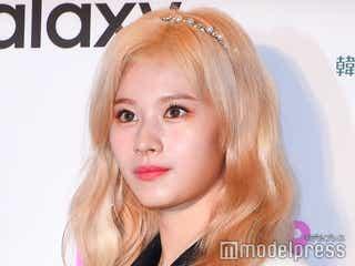 TWICEサナ、ピンク髪姿公開「破壊力やばい」「美しすぎる」