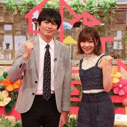 指原莉乃&博多大吉、MCで初タッグ お互いの印象は?
