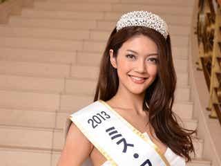 """美女モデルが「ミス・ワールド」日本代表に決定 """"圧倒的な輝き""""で頂点に"""
