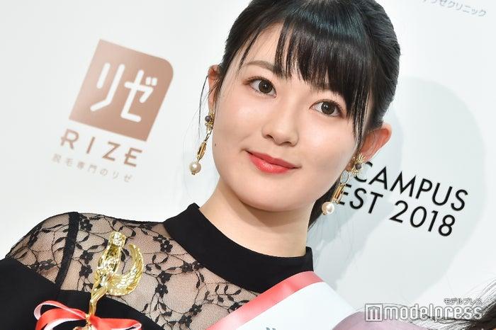 準グランプリ・岡町綾乃さん