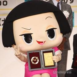 チコちゃん、流行語大賞トップテン入りで会見登場 「ボーっと生きてんじゃねーよ!」生披露