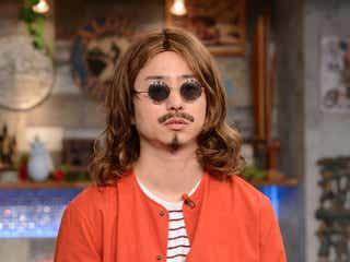 嵐・櫻井翔、長髪・ひげ・サングラスでものまね披露