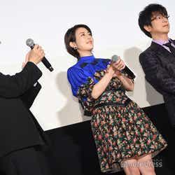 星野源、高畑充希、及川光博(C)モデルプレス