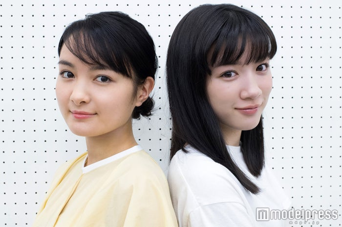 葵わかな、永野芽郁(C)モデルプレス