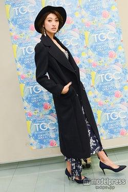 山田優、出産後も変わらぬスタイルの秘訣とは モデルプレスインタビュー