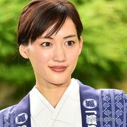 綾瀬はるか主演「義母と娘のブルース」前回よりも視聴率アップ またも自己最高更新