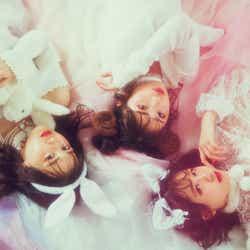 モデルプレス - 乃木坂46与田祐希「LARME」初登場 中村麗乃・山下美月とガールズトーク