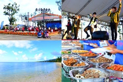 南国サイパンの祭典「フレームツリーアートフェスティバル」で野外フェス、復興アピールの場に日韓中アーティスト集結