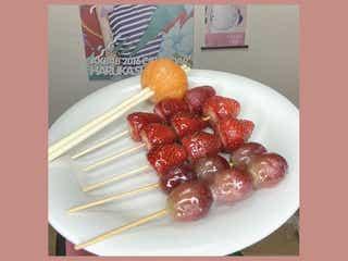 #おうち時間 で簡単!失敗しがちなフルーツ飴の簡単な作り方