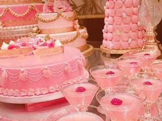 かわいい世界にうっとり♡ヒルトン東京マーブルラウンジ『マリーアントワネットの結婚』が最高でした♡