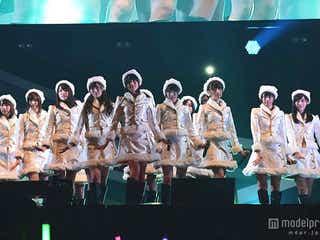 乃木坂46「もっと頑張らなくちゃ」2015年に向けて気合い