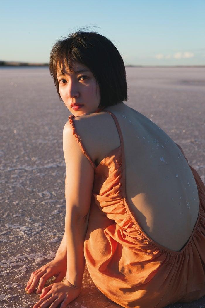 吉岡里帆※写真集未収録カット(C)蓮井元彦/週刊プレイボーイ
