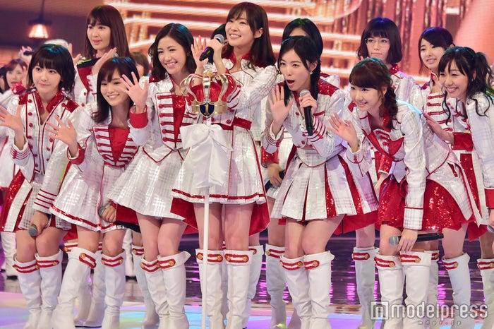 「第67回NHK紅白歌合戦」に出場したAKB48(C)モデルプレス