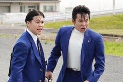 矢本悠馬・大賀/「今日から俺は!!」第1話より(C)日本テレビ