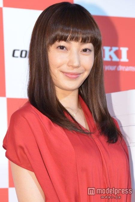4月2日に結婚した菅野美穂