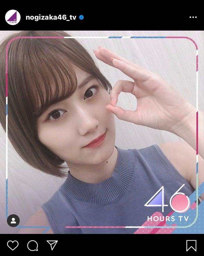 山下美月(C)AbemaTV,Inc.