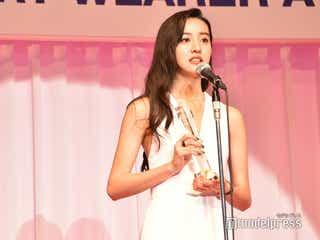 Koki,、ドレスアップで登場 「日本ジュエリーベストドレッサー賞」表彰式
