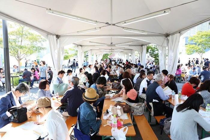 「日本ワインMATSURI祭」過去最多56ワイナリーが出展/画像提供:日本ワイナリー協会