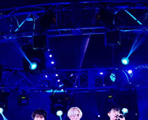 SixTONES、1年5カ月ぶり横アリで有観客ライブ King Gnu常田大希楽曲提供「マスカラ」サプライズ発表