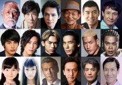 映画「HiGH&LOW」続編、総勢100名超えキャスト一斉解禁 正式タイトルも決定