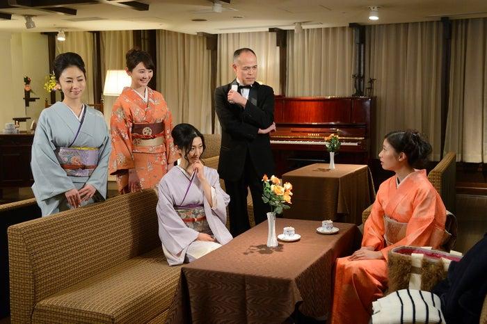 「こんにちは、女優の相楽樹です。」#2より (C)テレビ東京